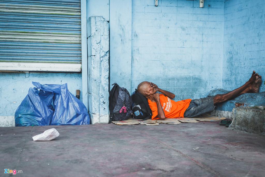 Chùm ảnh: Manila – nơi khoảng cách giàu nghèo xa vời vợi