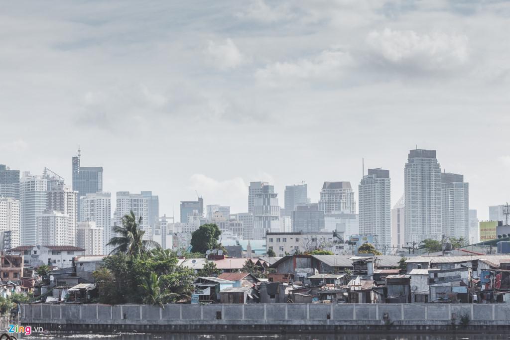 Manila - noi khoang cach giau ngheo xa voi voi hinh anh 13
