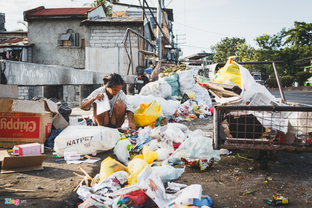 Manila - noi khoang cach giau ngheo xa voi voi hinh anh 2