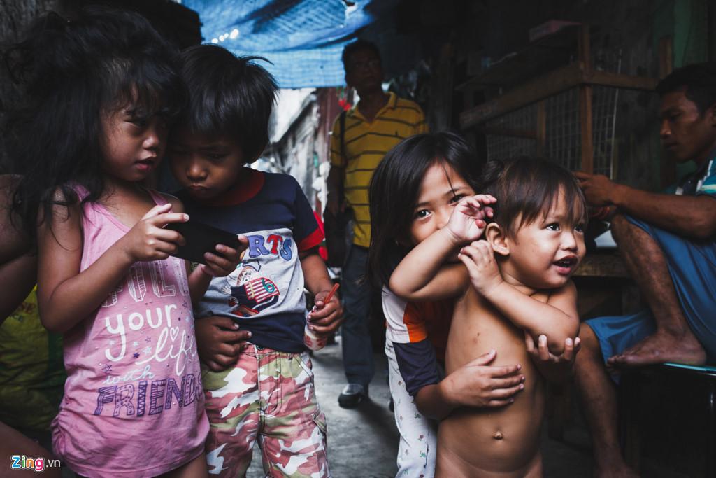 Manila - noi khoang cach giau ngheo xa voi voi hinh anh 5
