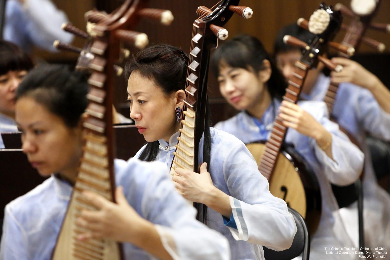 Âm nhạc trong triết lý truyền thống Trung Quốc