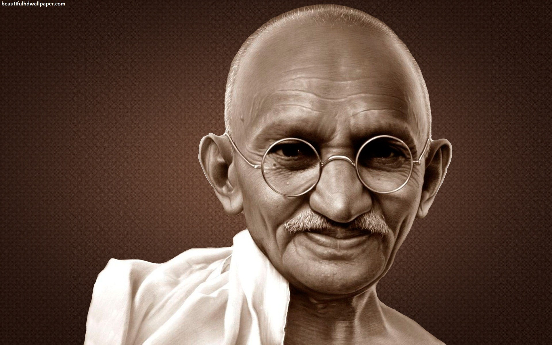 Những triết lý bất hủ của Mohandas Gandhi