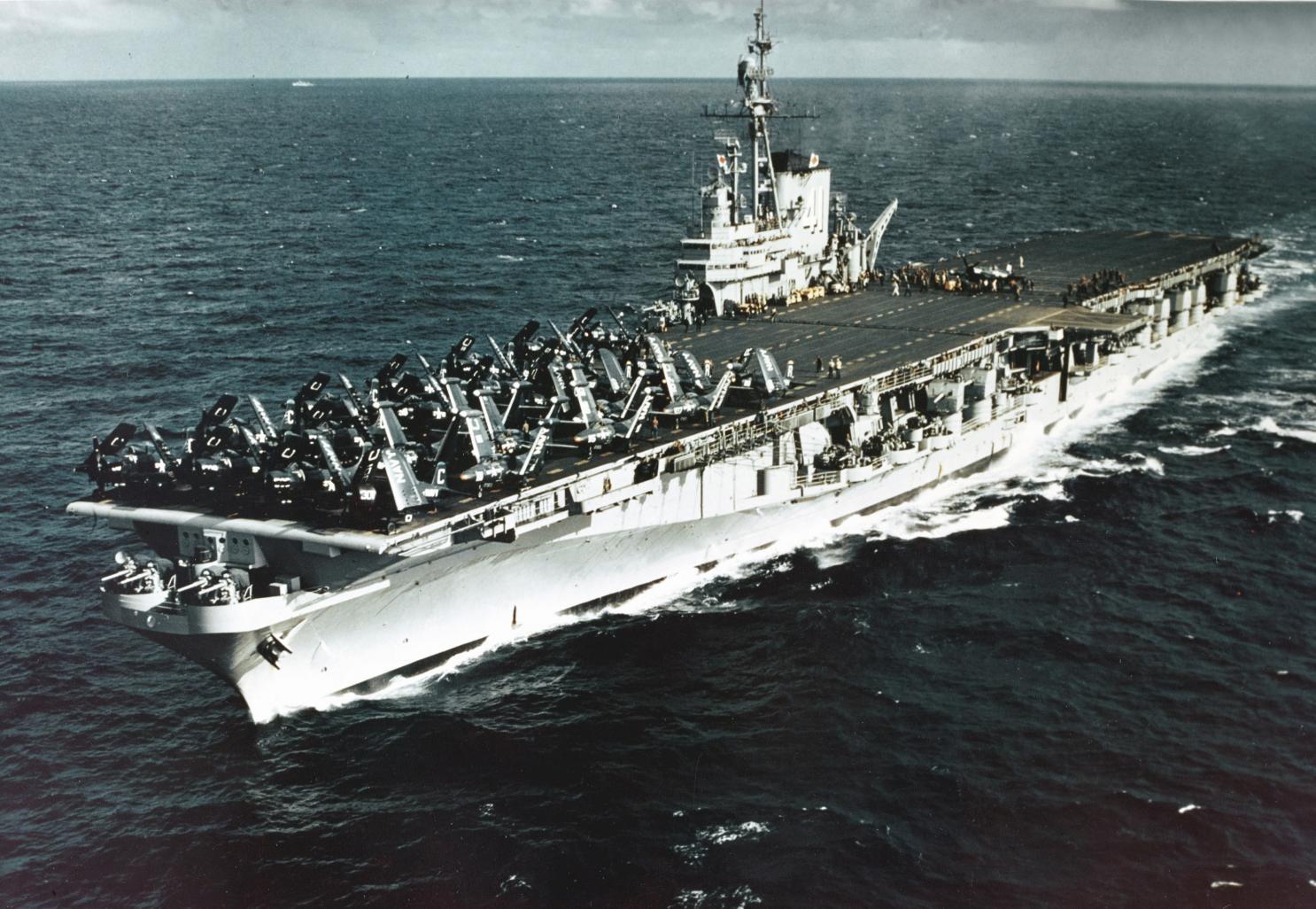 Chuyện Liên Xô chống Mỹ ở Biển Đông thời chiến tranh Việt Nam