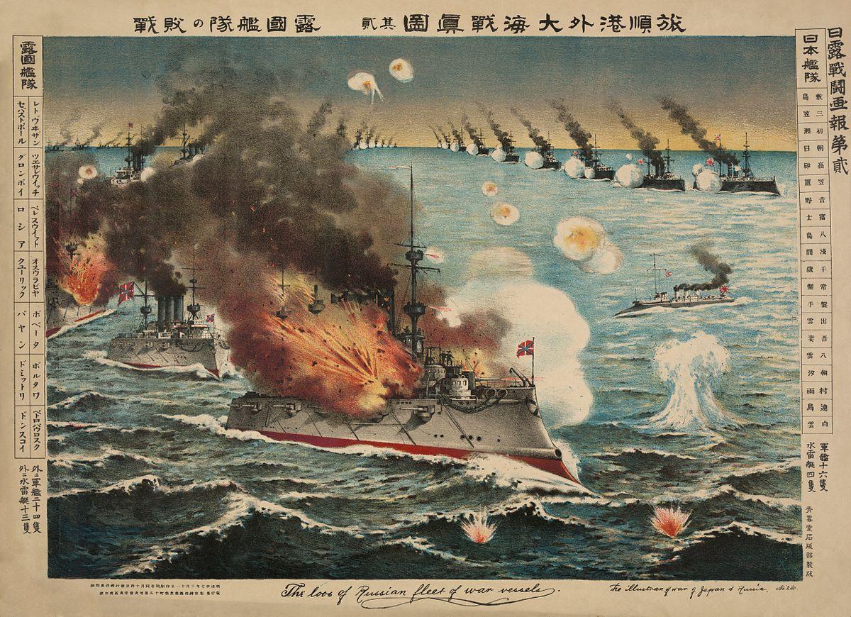 Trận hải chiến thảm bại trước Nhật Bản khiến người Trung Quốc ôm hận ngàn thu