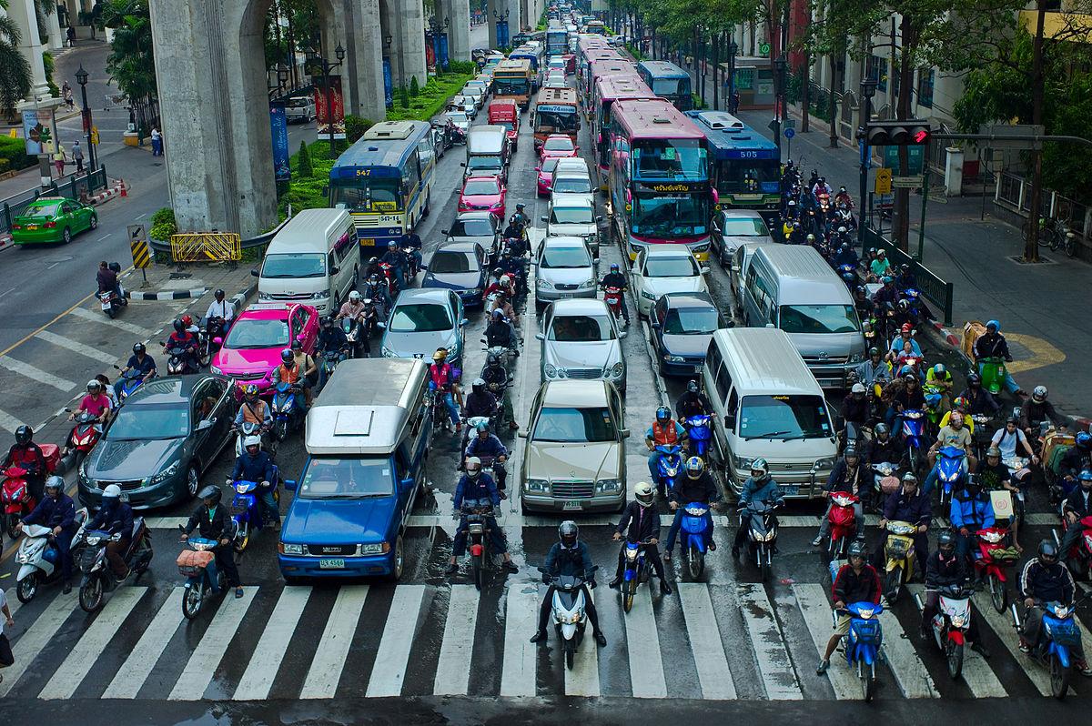 Văn hóa giao thông: Từ Thái Lan nhìn về Việt Nam