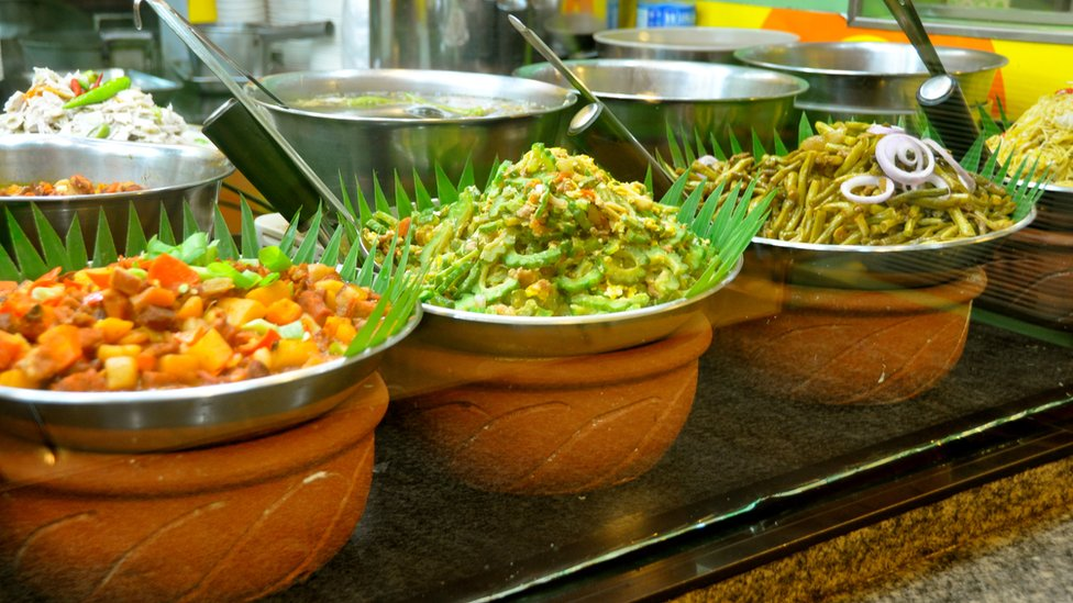 Người Philippines cũng có nhiều món rau đa dạng