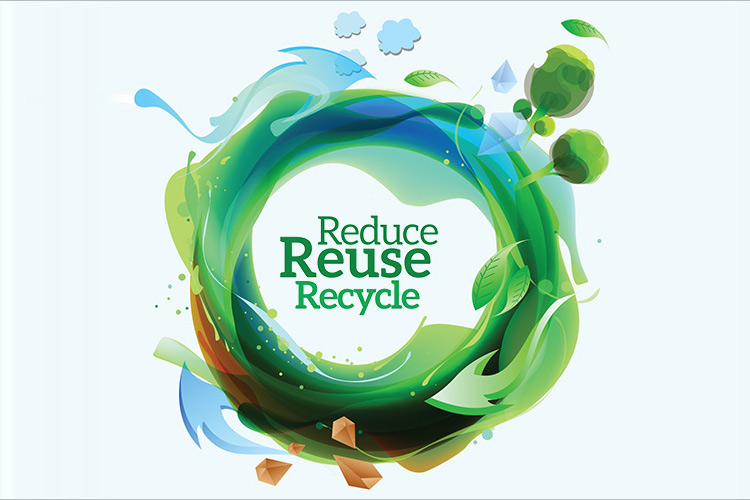 Khẩu hiệu 3R – một văn hóa ứng xử với rác thải đáng học tập