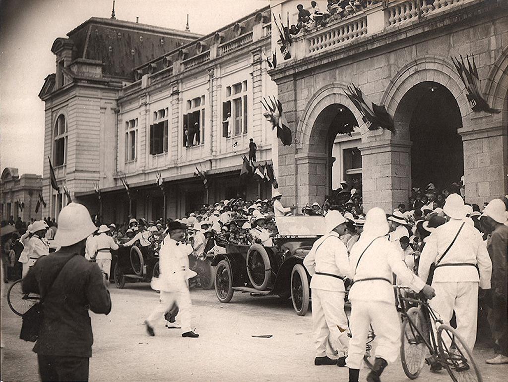 Vua Khải Định làm gì trong chuyến 'Ngự giá Bắc tuần'năm 1918?
