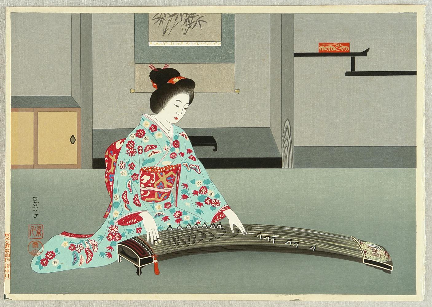 Đôi nét về nền âm nhạc truyền thống Nhật Bản