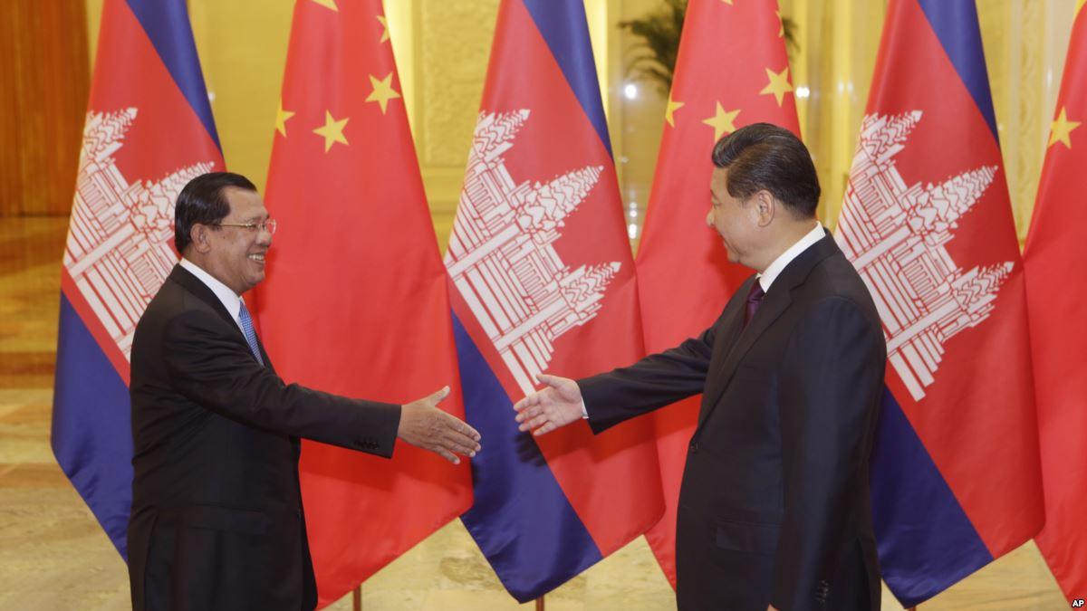 Campuchia ở trung tâm của một cuộc chiến tranh lạnh mới
