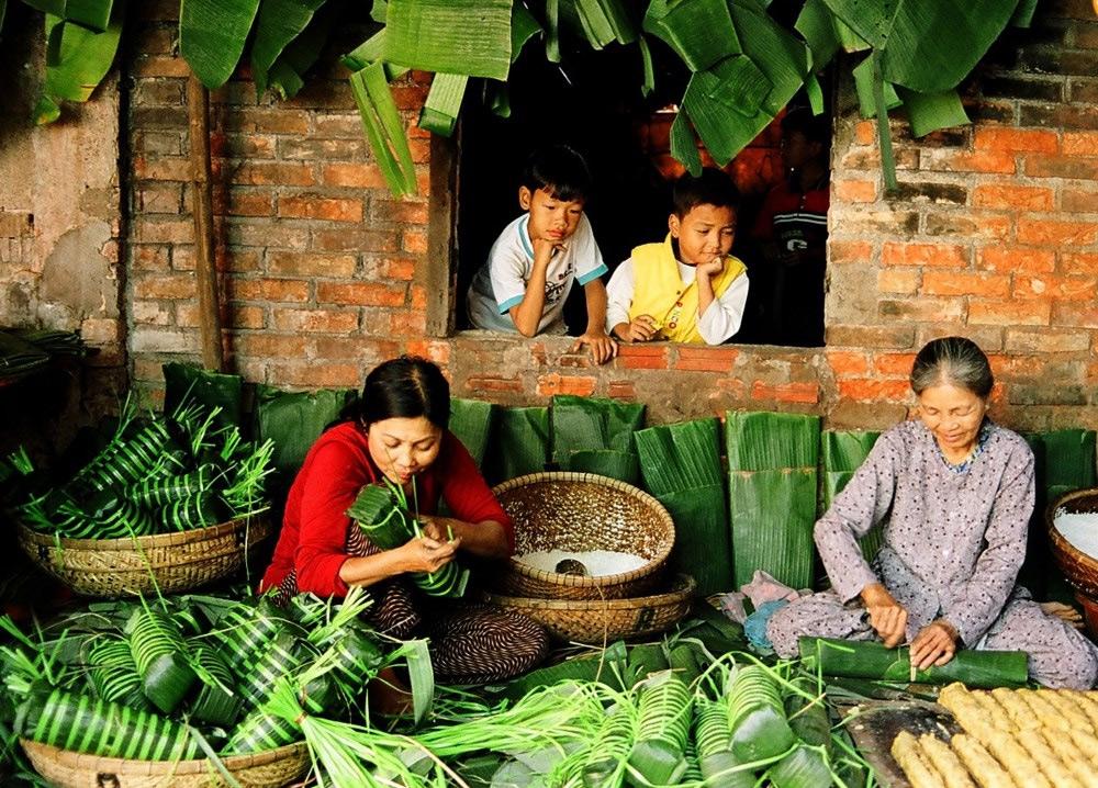 Ngày Tết: Sự hội tụ vẻ đẹp của văn hoá Việt Nam