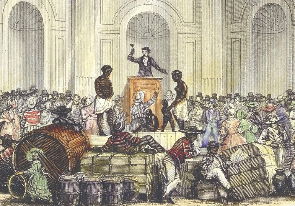 Lịch sử cuộc đấu tranh giải phóng nô lệ ở Bắc Mỹ 1776 – 1863