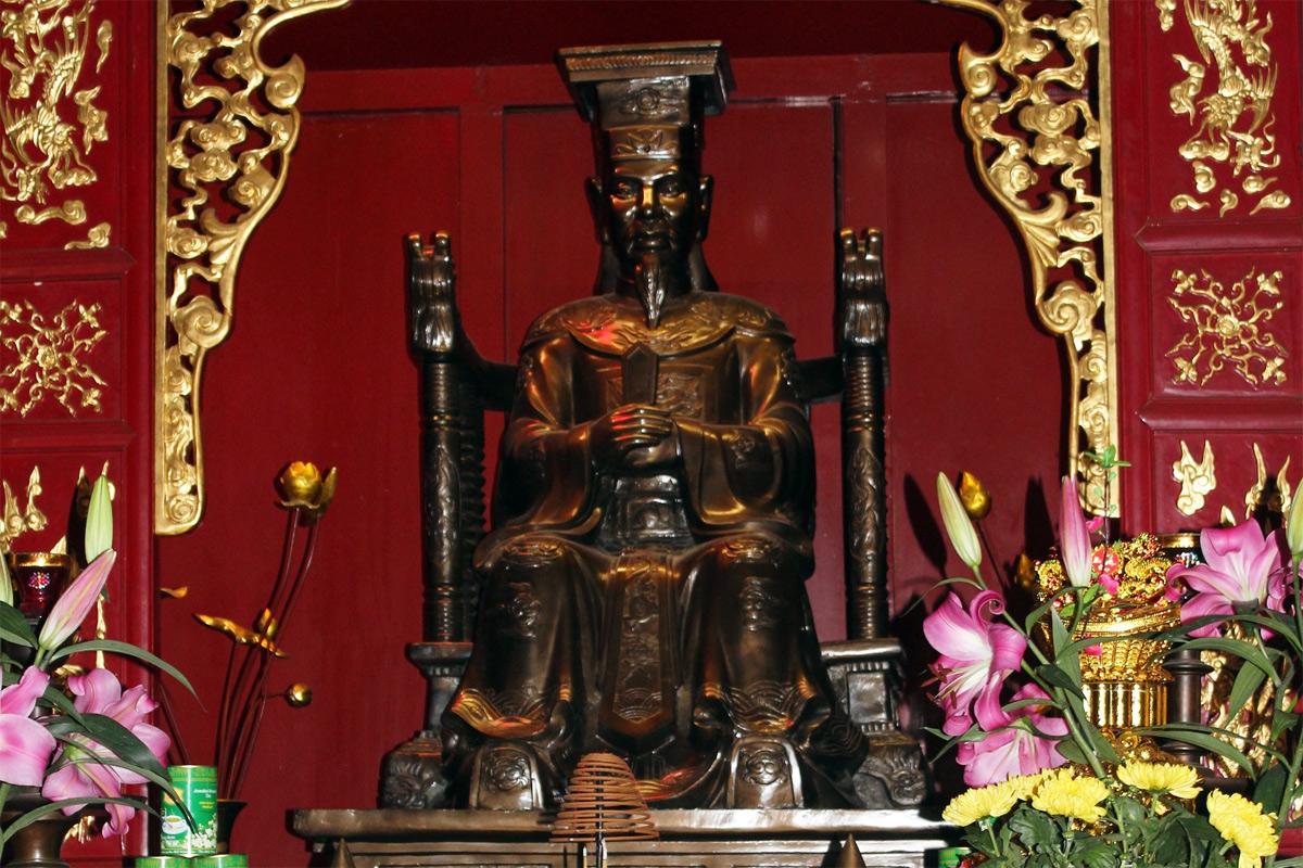 Hé mở về cuộc chinh phạt đất Lào của vua Lê Thánh Tông