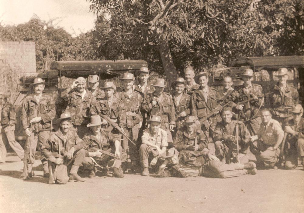 'Mike điên loạn' và đội quân đánh thuê khét tiếng châu Phi thế kỷ 20