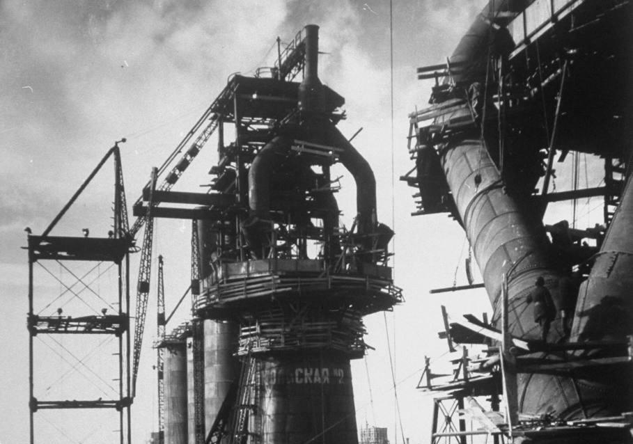 Chùm ảnh: Magnitogorsk năm 1931 – kỳ quan công nghiệp của Liên Xô thời Stalin