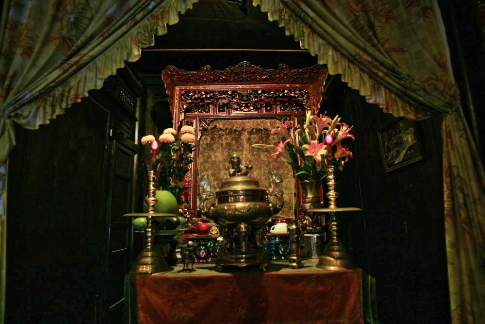 So sánh phong tục thờ cúng tổ tiên của Việt Nam, Nhật Bản, Hàn Quốc
