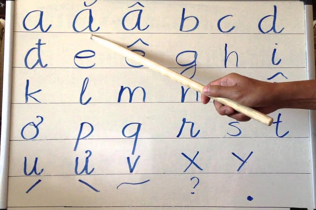 Lịch sử chữ viết của người Việt