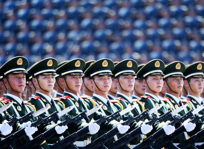 Tập Cận Bình và học thuyết quân sự của Trung Quốc