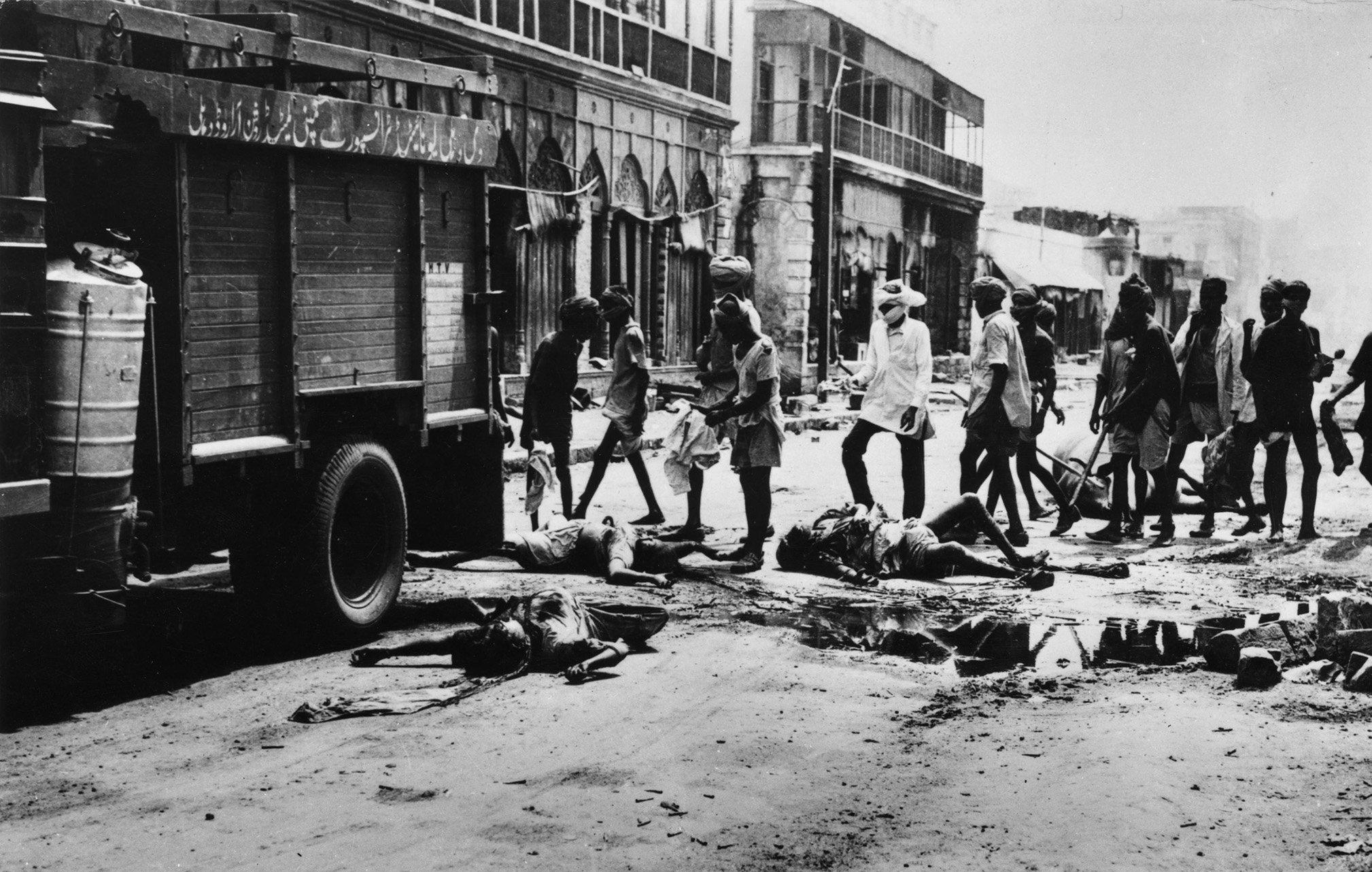 Di sản bạo lực của cuộc chia cắt Ấn Độ – Pakistan