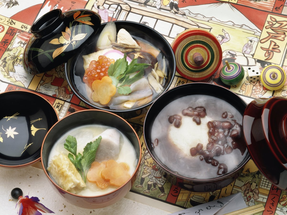 Chùm ảnh: 21 món ăn đặc trưng ngày năm mới của các nước trên thế giới