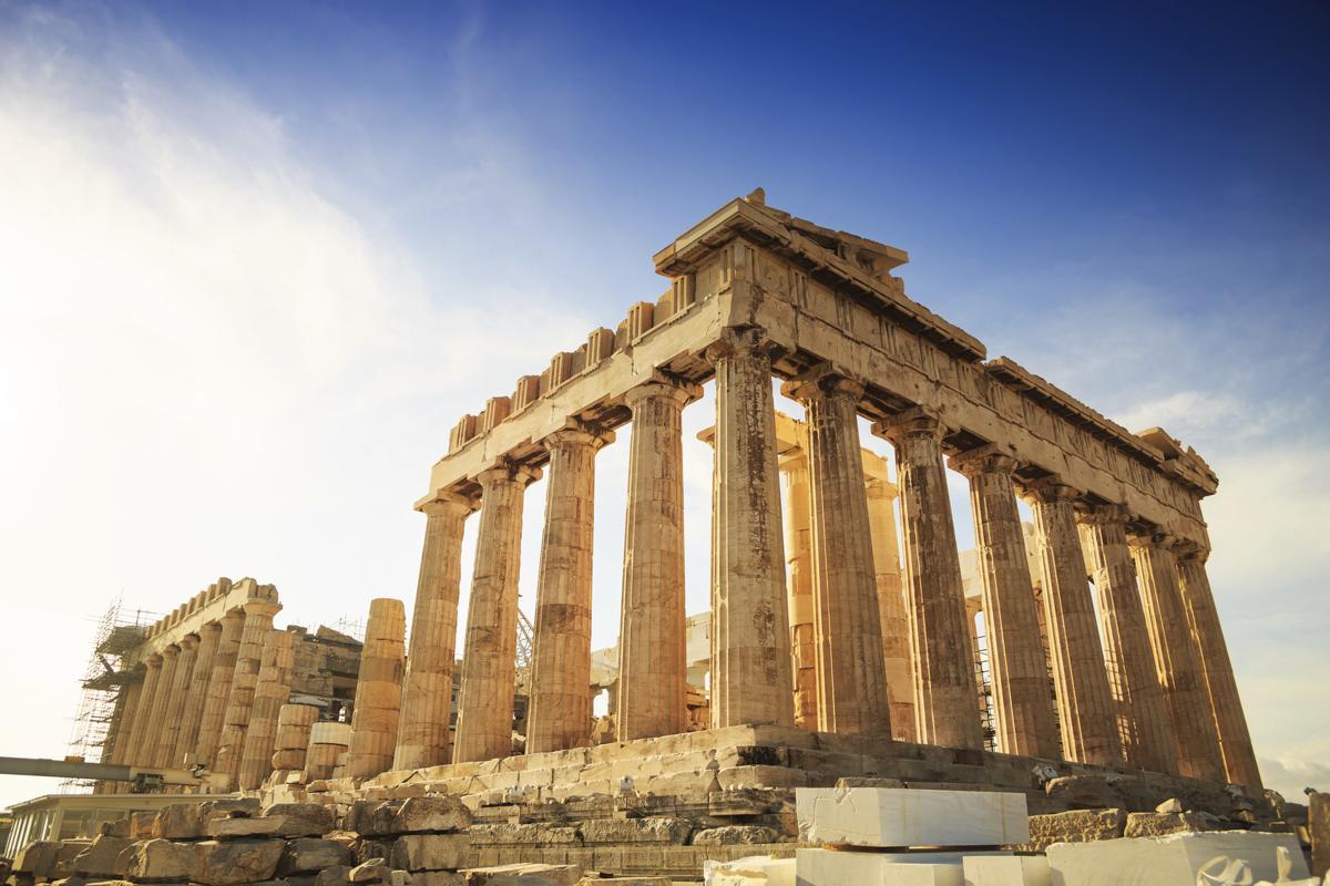 Bức tranh tổng quan về thế giới cổ Hy Lạp