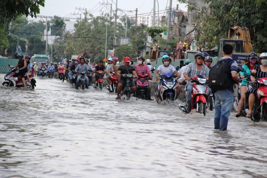 Đô thị và biến đổi khí hậu: Những dịch chuyển trong tương lai gần