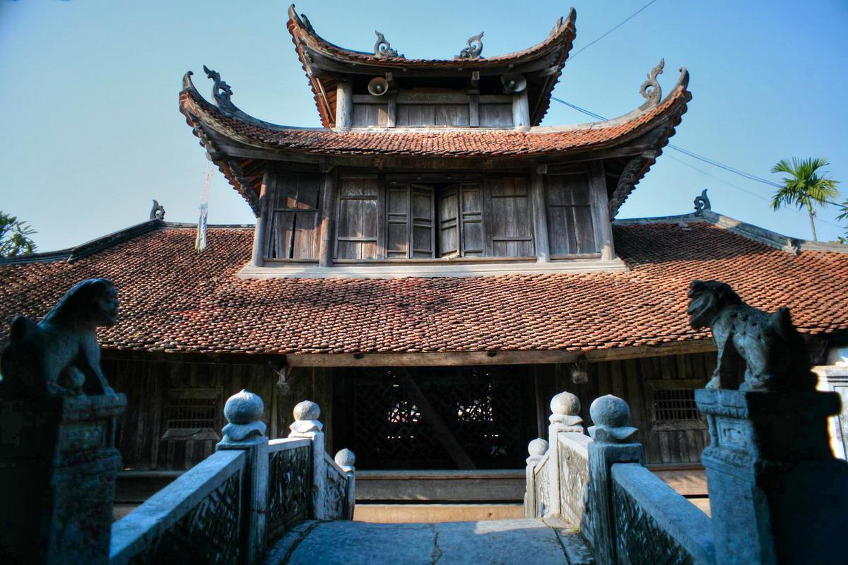 Chùm ảnh: Chùa Bút Tháp – ngôi chùa cổ đẹp hoàn mỹ của vùng đất Kinh Bắc
