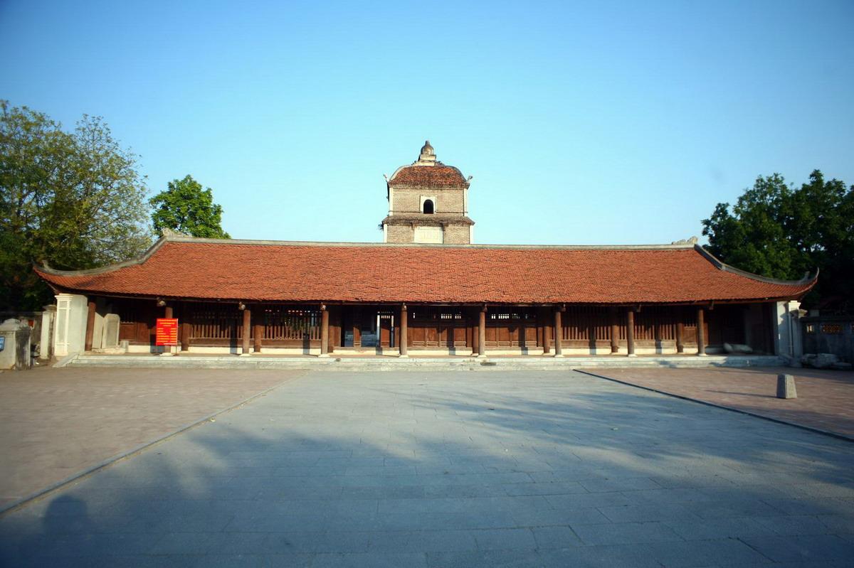 Chùm ảnh: Chùa Dâu – ngôi chùa có lịch sử lâu đời nhất Việt Nam