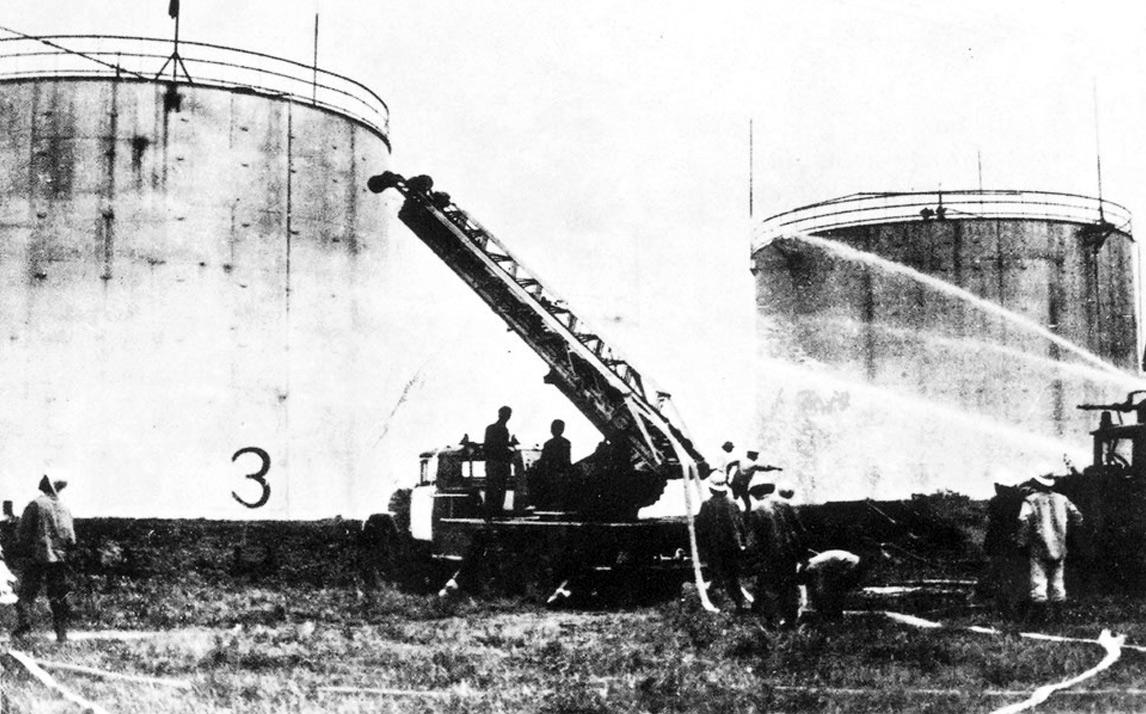 Cuộc chiến cứu kho xăng Đức Giang năm 1966