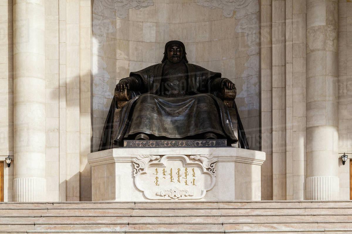 Ẩn số lịch sử về cái chết của Thành Cát Tư Hãn