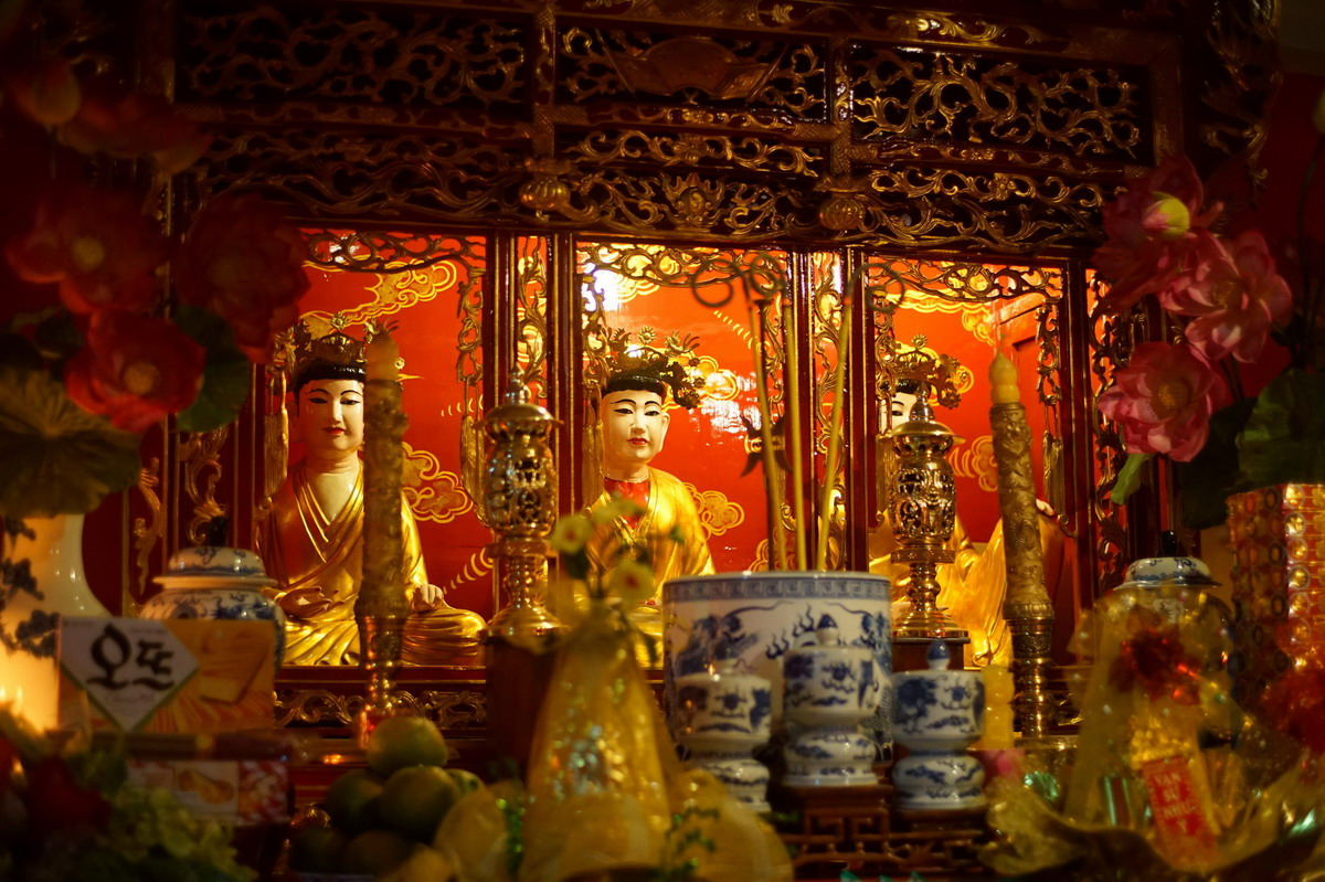 Sức sống của tín ngưỡng thờ nữ thần trong dòng chảy văn hóa Việt