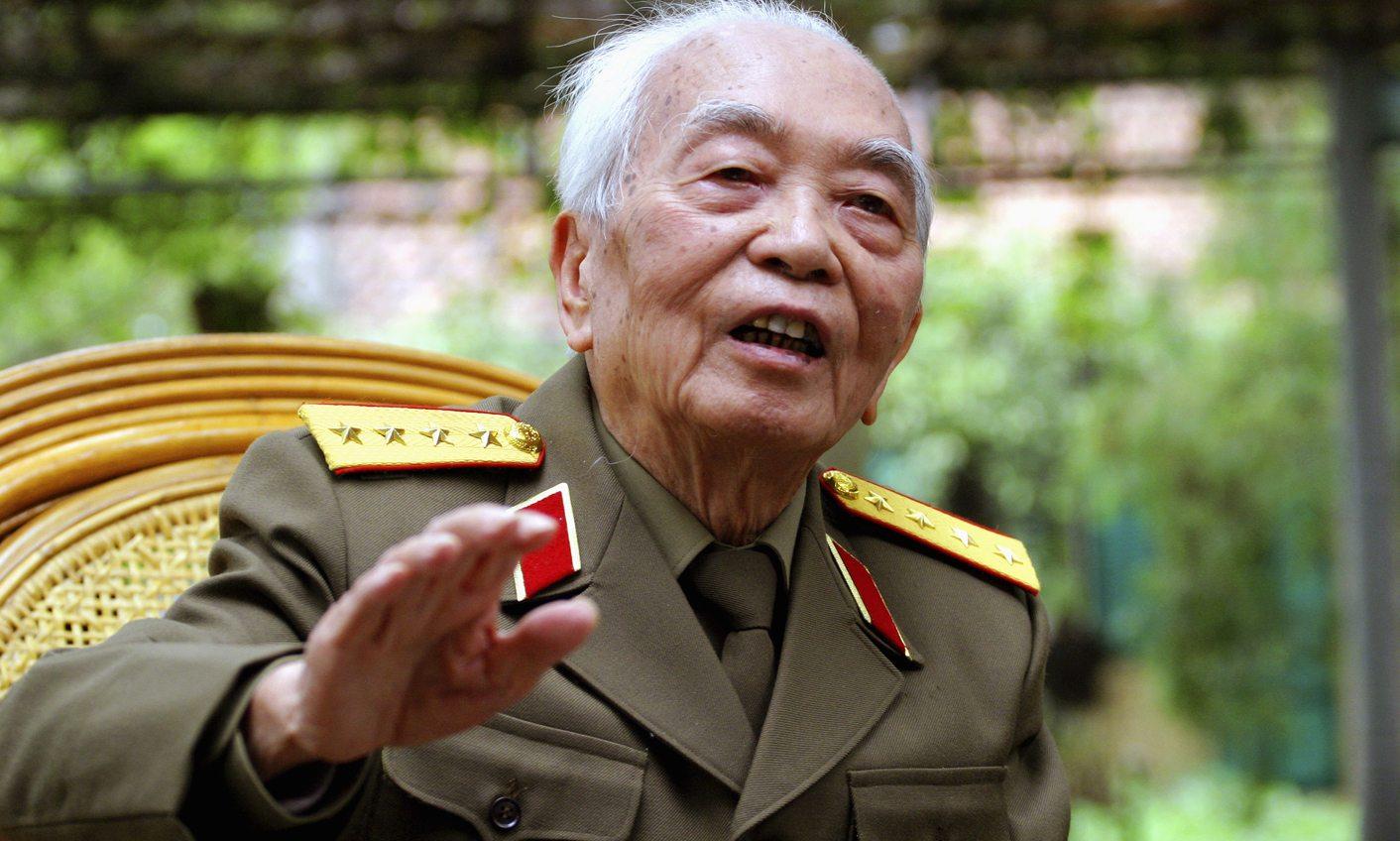 Những nước cờ cao của Đại tướng Võ Nguyên Giáp trên chiến trường