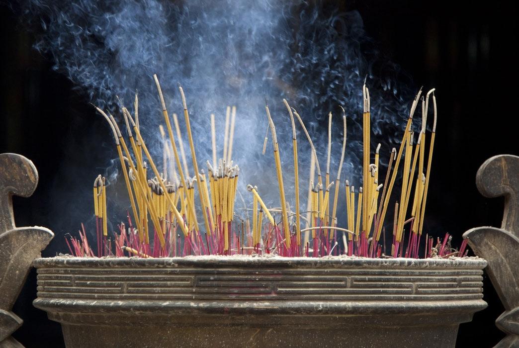 10 mùi hương đặc trưng của ngày Tết Việt
