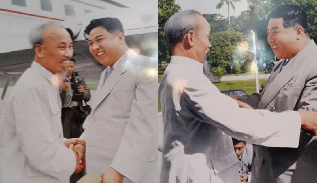 Hai chuyến thăm Việt Nam của lãnh tụ Kim Nhật Thành qua lời kể của cựu đại sứ