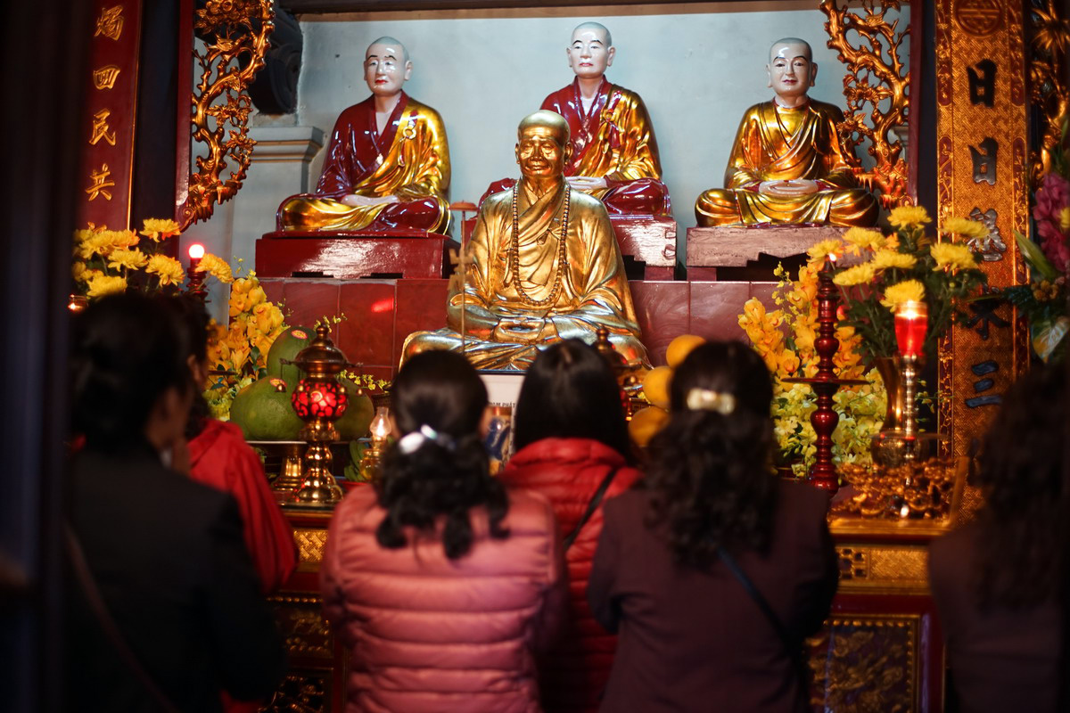 Chúng ta đang bỏ quên ngôi chùa thiêng nhất