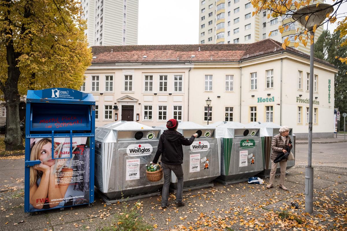 Phân loại rác: Tiêu chuẩn của một xã hội văn minh