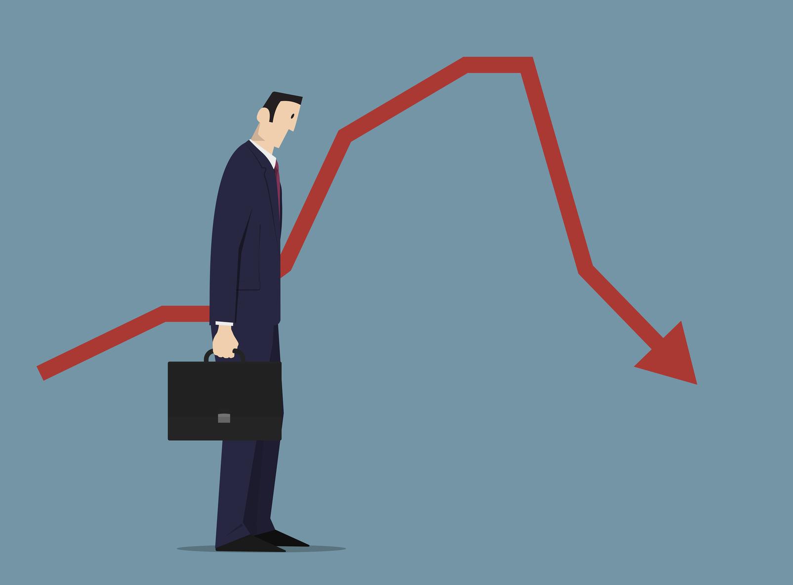 5 dấu hiệu cho thấy việc kinh doanh của bạn đang đi sai hướng