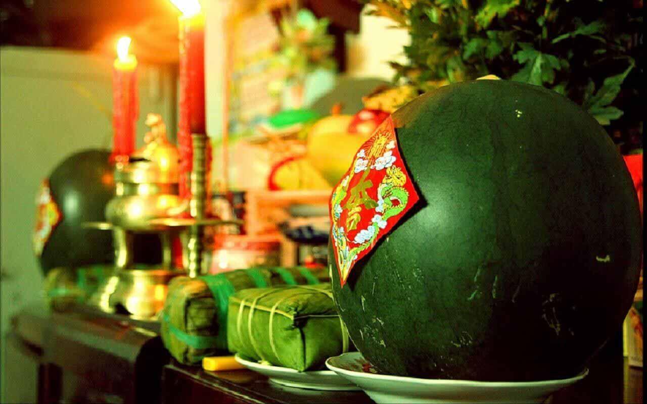 Điều cần biết về tập quán tâm linh ngày Tết Việt