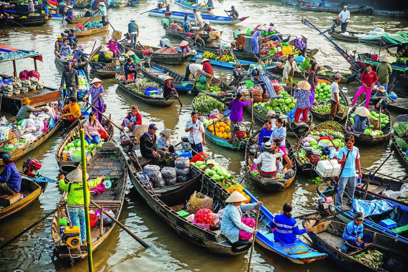 Điều thú vị về nguồn gốc các địa danh ở miền Nam Việt Nam