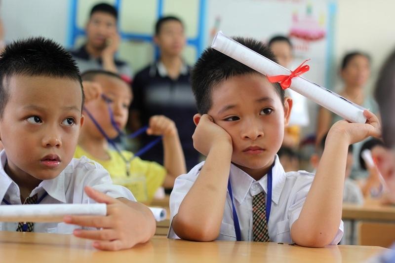 'Rốt cuộc con tôi học giỏi hay dốt?'