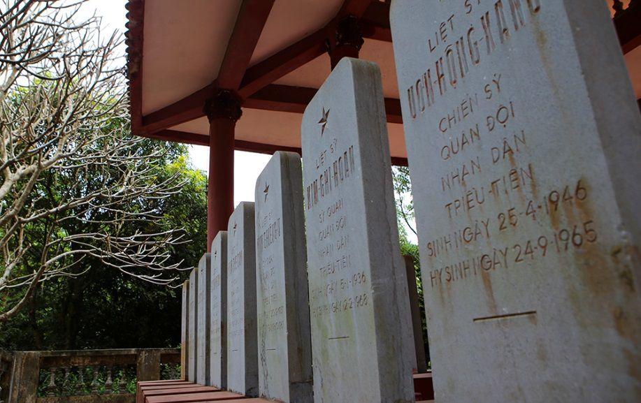 Chuyện về 14 chiến sĩ Triều Tiên hi sinh cho cuộc đấu tranh của Việt Nam