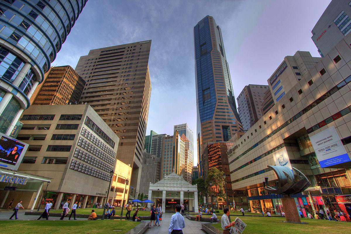 Đô thị hóa và vấn đề xử lý rác thải ở Singapore