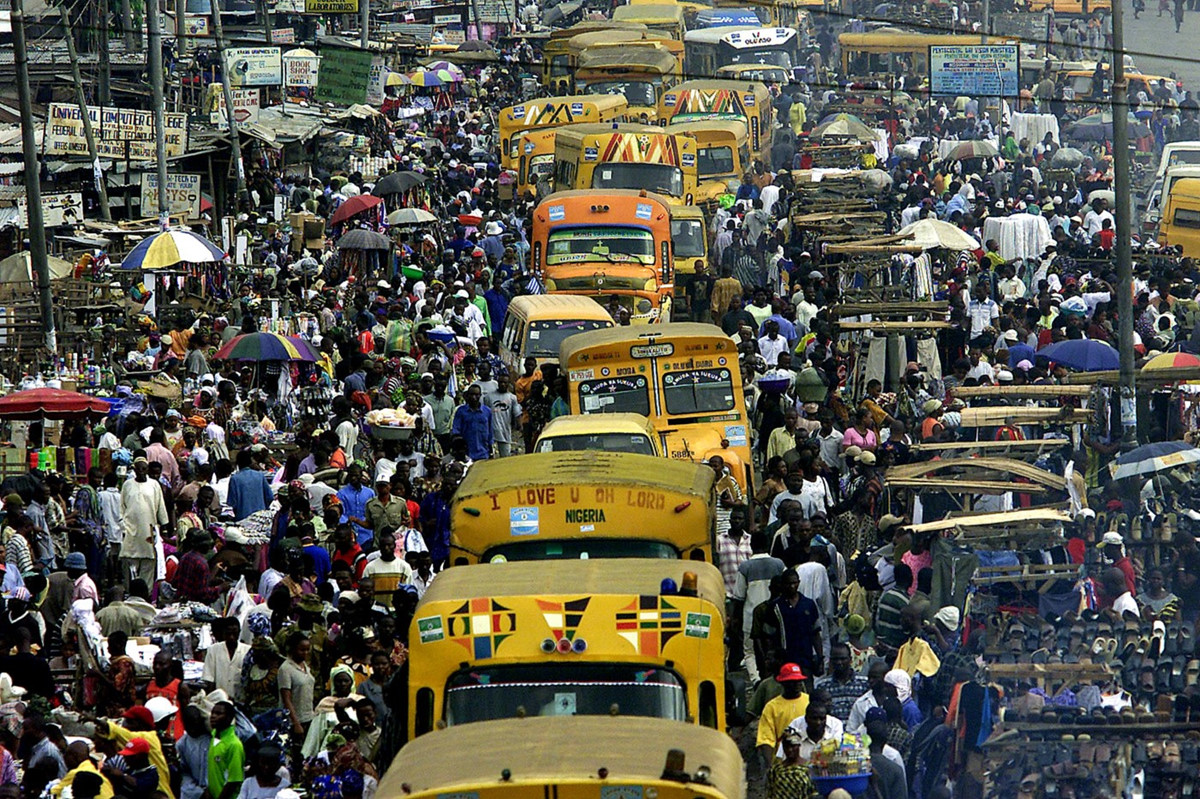 Loạt ảnh ẩn tượng về giao thông ở các quốc gia trên thế giới