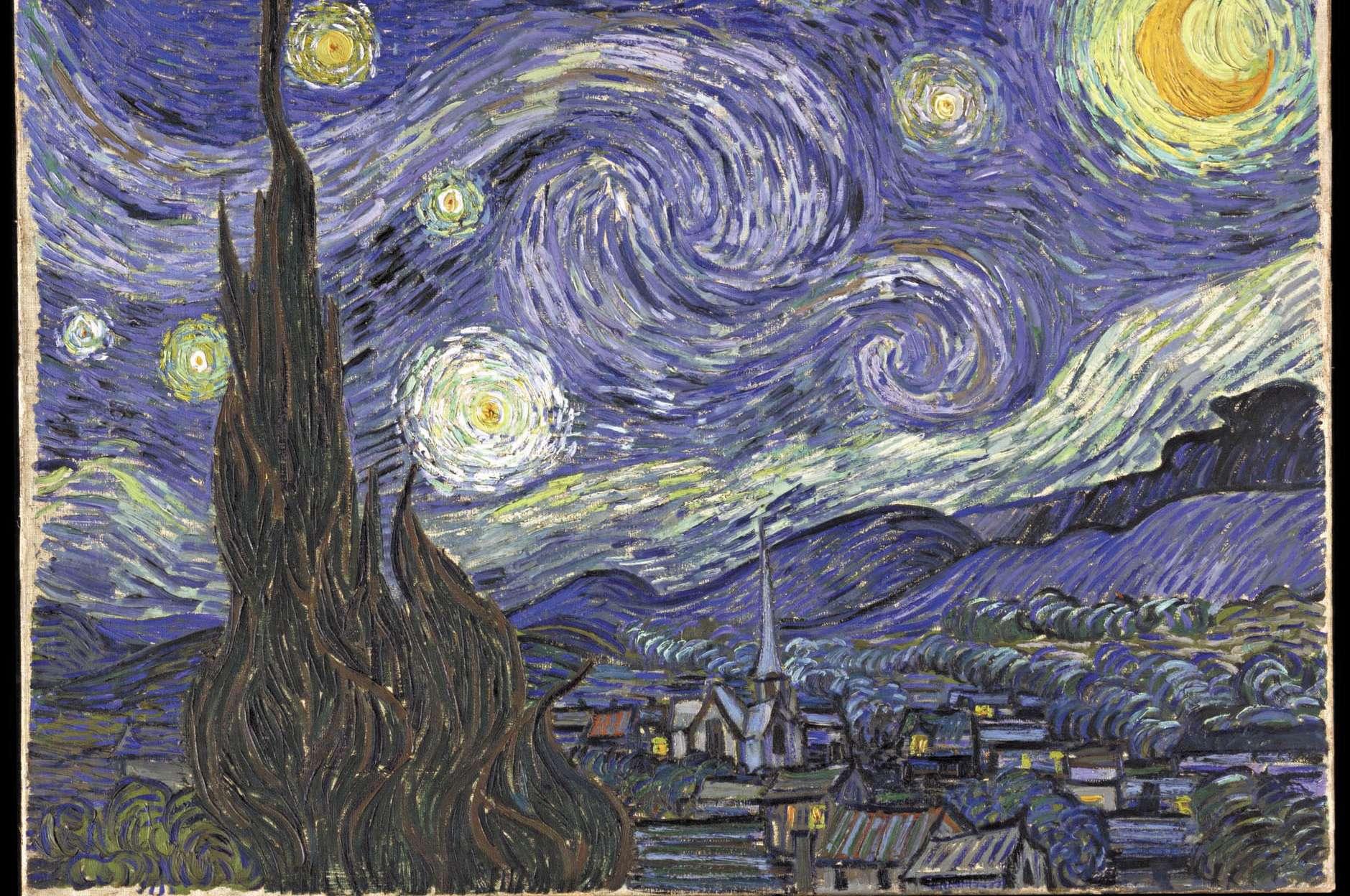 Khám phá những bí ẩn trong tranh của Van Gogh