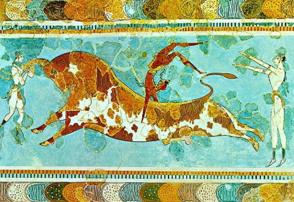 Vẻ đẹp của nền mỹ thuật Hy Lạp cổ đại