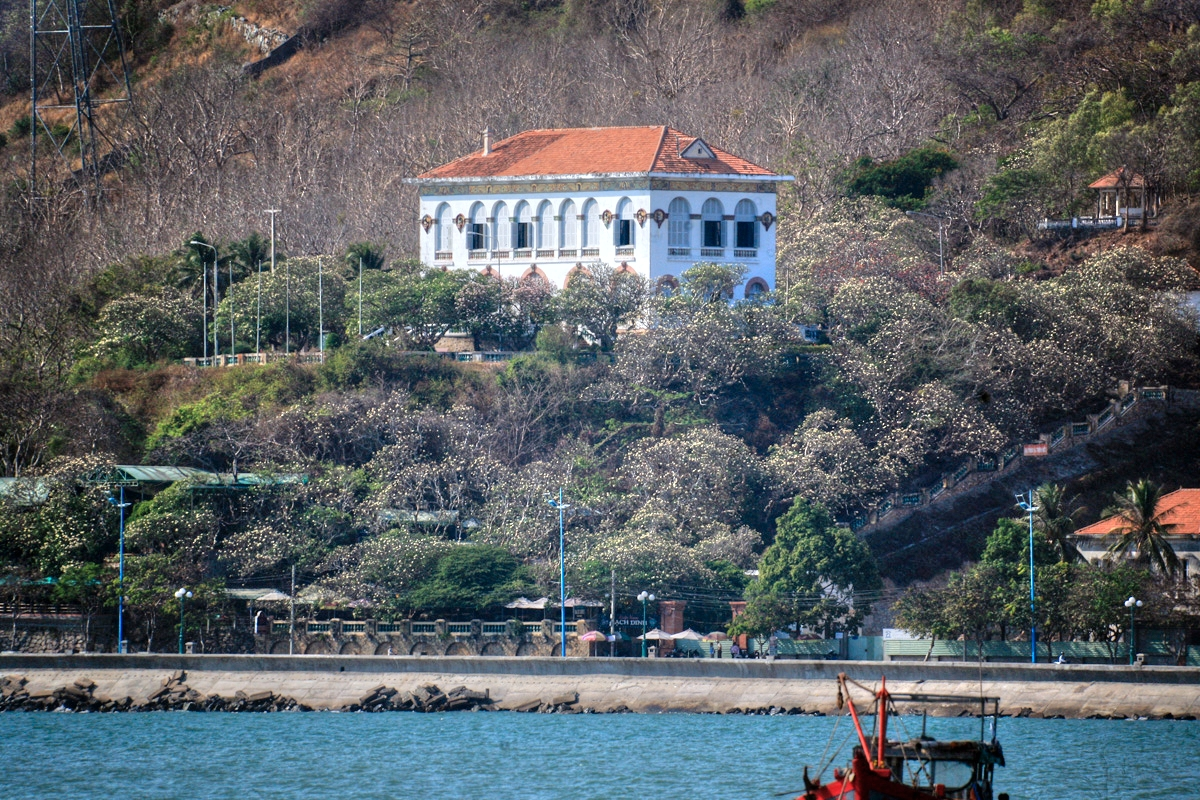 Chùm ảnh: Bạch Dinh Vũng Tàu – di tích lịch sử đặc biệt của Việt Nam thời thuộc địa