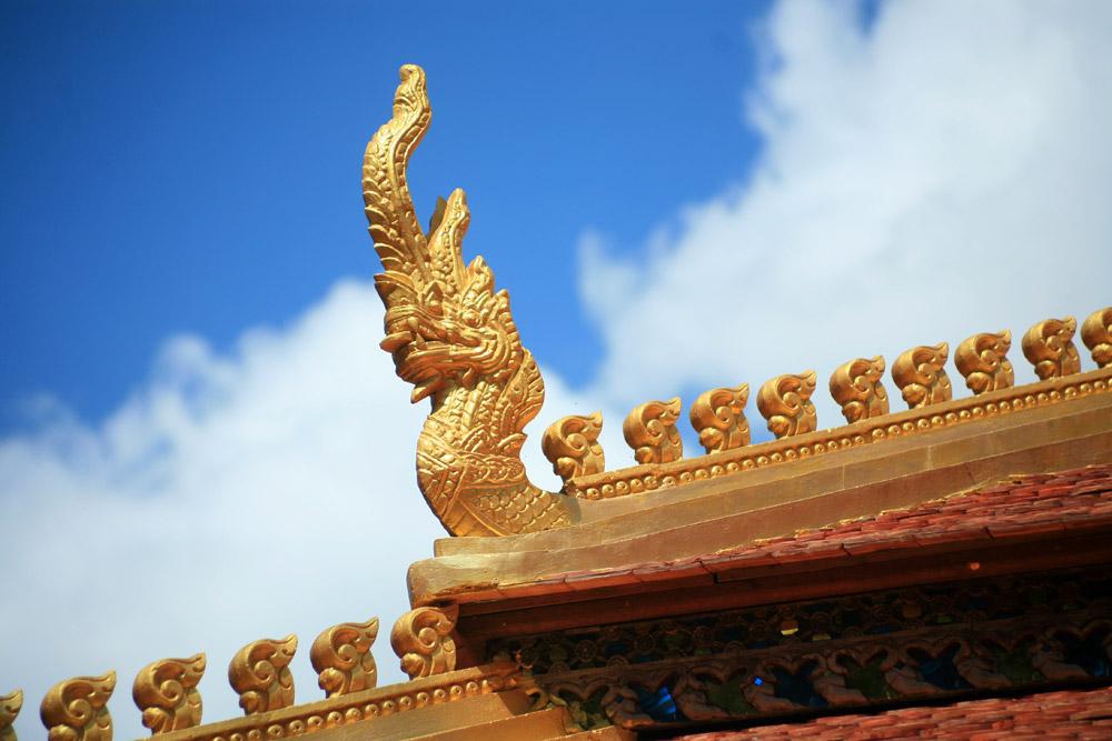 Về hình tượng rắn thần Naga trong văn hóa Phật giáo