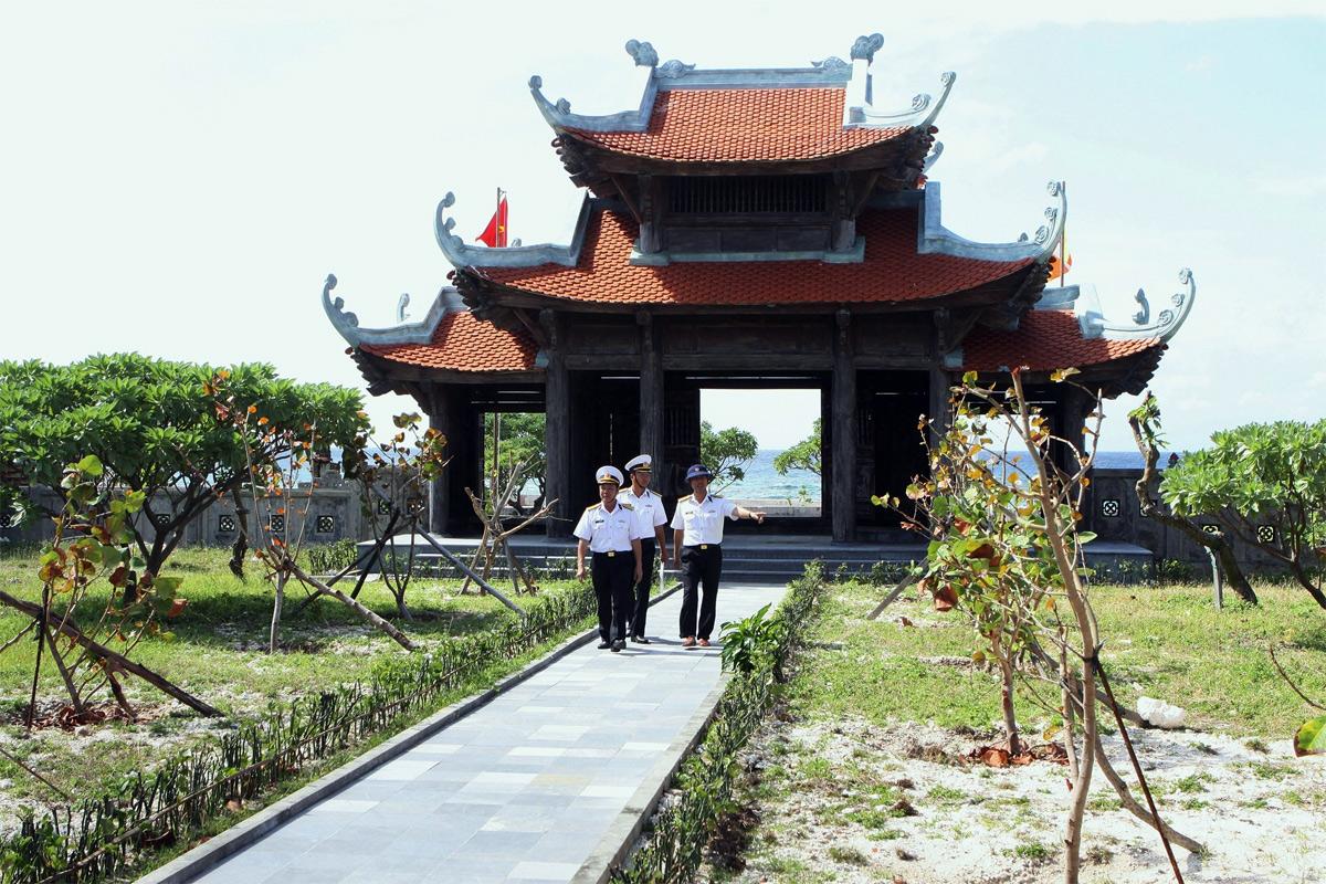 Phật giáo và Trường Sa: Ý lực của tổ tiên