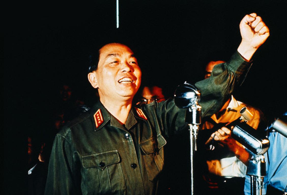 Tướng lĩnh phương Tây nói gì về Đại tướng Võ Nguyên Giáp?