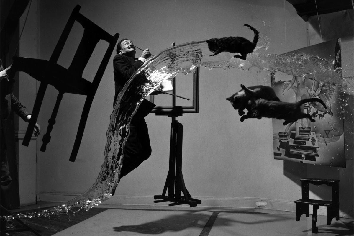Danh hoạ Salvador Dali: Sự điên rồ của một thiên tài